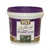 Восковой состав ВГТ для венецианской штукатурке бесцв 0,9кг