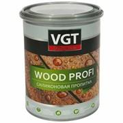 Пропитка 0.9кг силиконовая WOOD PROFI  ВГТ (6шт)