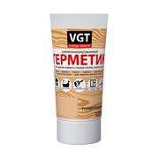 Герметик ВГТ для нар/внут работ сил. Сосна 0,16кг(15шт) туба