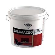 Штукатурка декоративная SOLEX Solemacro с эффектом короед, 6 кг ведро