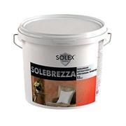 Штукатурка декоративная SOLEX Solebrezza с песчаным эффектом, 6кг