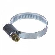 Хомут оцинк.сталь 16-27мм W1, шир.9мм (100шт/уп)