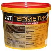 Герметик ВГТ для срубов акриловый белый 15кг