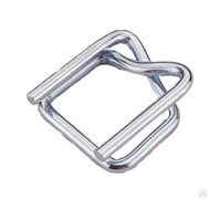 Пряжка для ленты 19мм (3,6мм) металлическая проволочная