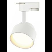 ЭРА TR16 GX53 WH Светильник ЭРА Трековый под лампу Gx53, алюминий, цвет белый
