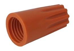 Соединительный изолирующий зажим СИЗ 2,5-5,5 мм2 оранжевый (50шт/уп)