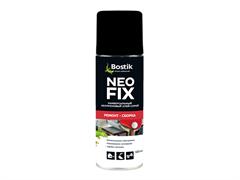 Клей-спрей Bostik NEO FIX 500 мл универсальный неопреновый, 500 мл (12шт)