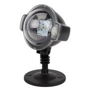 ENIOP-03 ЭРА Проектор LED Падающий снег мультирежим холодный свет, 220V, IP44