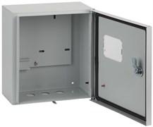 Корпус металлич. ЭРА ЩУ-1/1-0-76 IP54 (1 дверь)  (310Х300Х150) NO-140-00