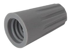 Соединительный изолирующий зажим СИЗ 1-3,0 мм2 серый (50шт/уп)