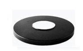 НТУ Накладка ЭРА Накладка на стальную опору черная (50/2500)