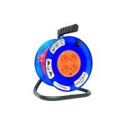 Удлинитель катушка  UNIVersal  ВЕМ-250 термо ПВС 2*0,75 4гн. 30м