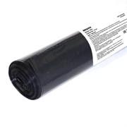 Пакеты для мусора 70см х110см 30мкм в рулоне черные (10шт/уп)