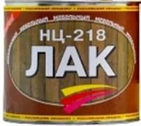 Лак НЦ-218 г.Каменск, Бесцветный, 1,6кг