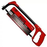 Ножовка по металлу 300мм SANTOOL с пластиковой ручкой