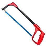 Ножовка по металлу 300мм, FALCO красная металлическая ручка