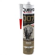 Клей-герметик  Quelyd  007 супер сильный белый 460мл (20шт)