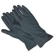 Перчатки КЩС тип 2 №10 р-р XL (резиновые, черные)