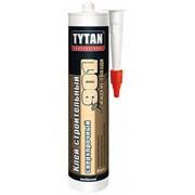 Клей монтажный  TYTAN  №901 сверхпрочный бежевый картридж 380 гр (12шт)