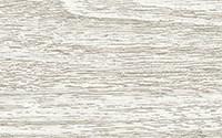 Плинтус 55мм  Комфорт  Ясень белый с мягким краем (40шт/уп)